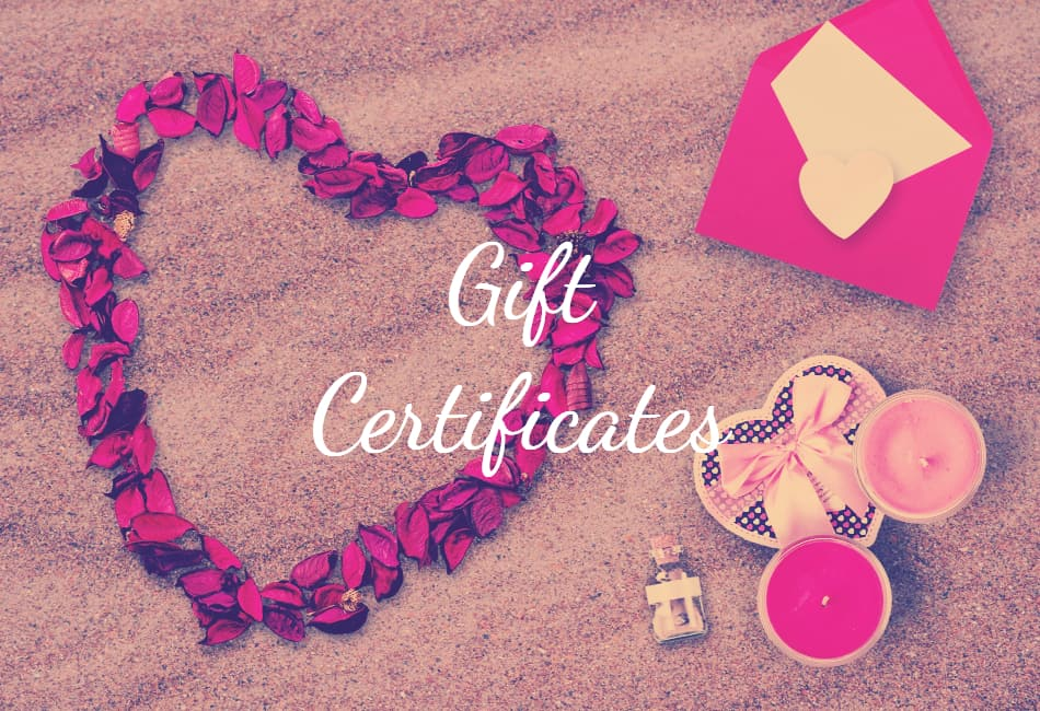day spa gift certificates charlotte